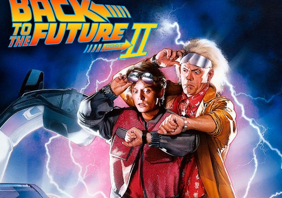 0de9513f Back to the Future II set in actual 2015 is very depressing   The ...