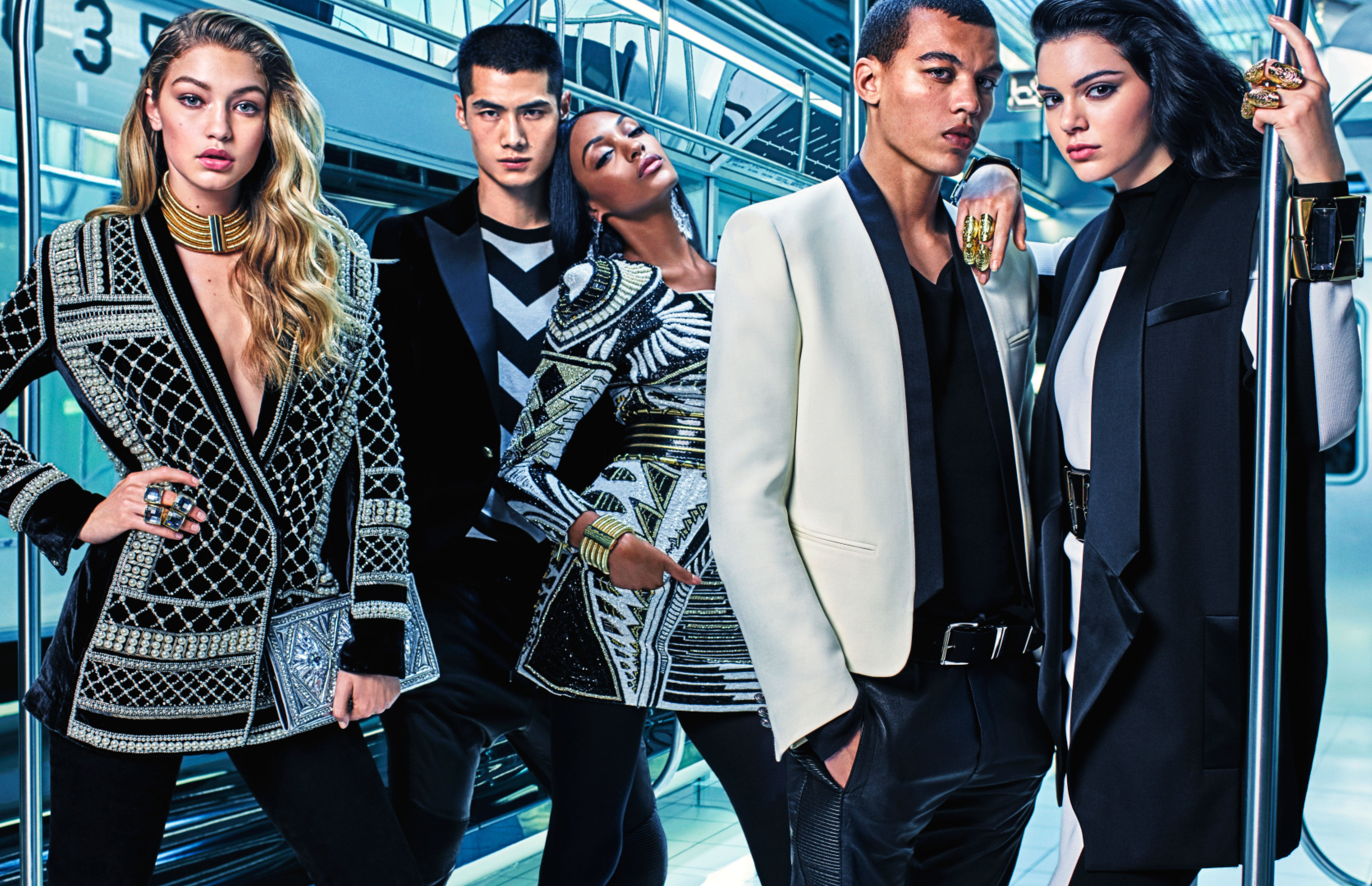 8f8e515702 Balmain x H&M prices: Full price list revealed | The Independent