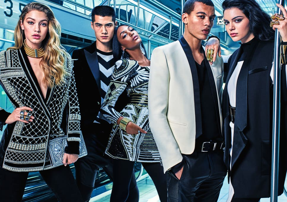 f0b1f542d026c Balmain x H&M prices: Full price list revealed | The Independent