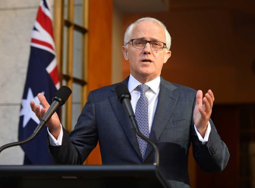 UK-educated world leaders include Australia's PM Malcolm Turnbull
