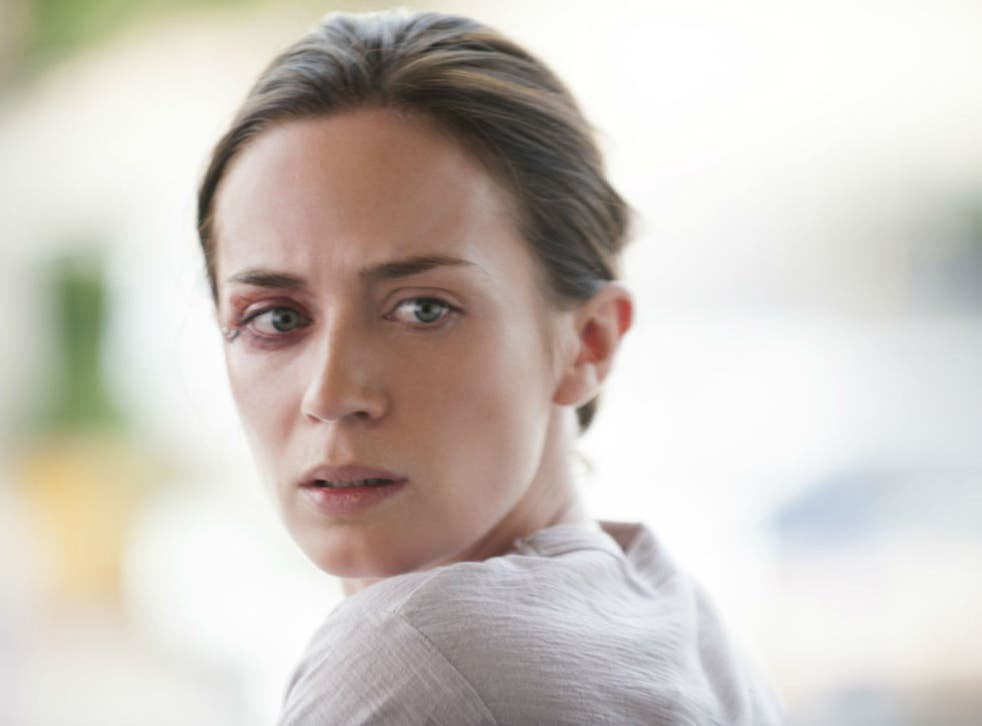 Emily Blunt heads up the Sicario cast as FBI agent Kate Macer