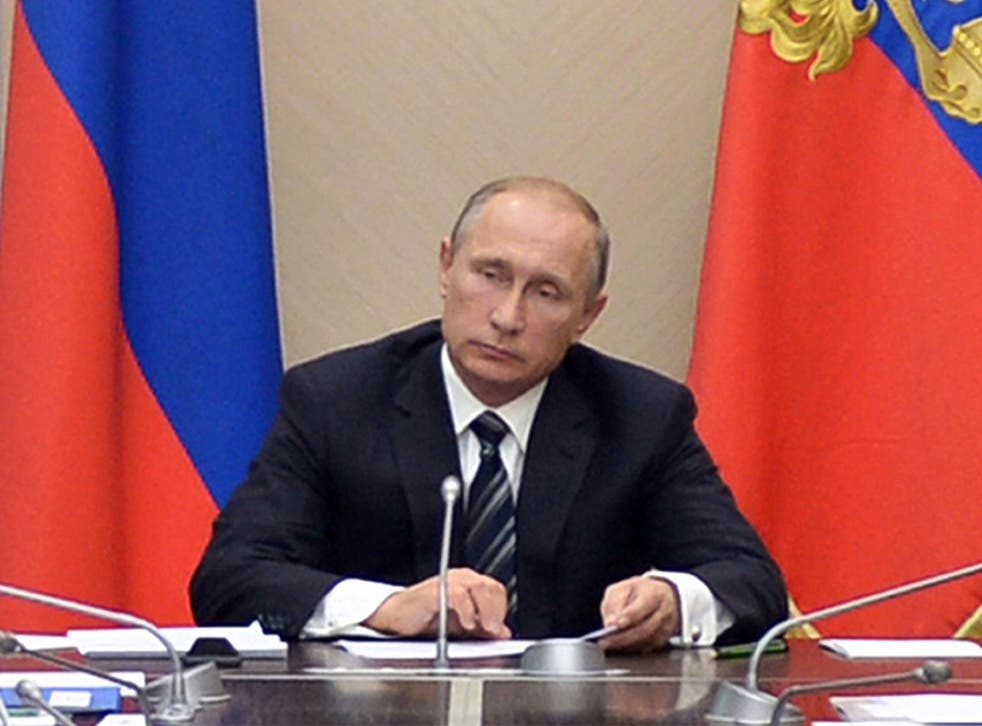 Putin has been given Parliamentary approval for Russia to launch air strikes