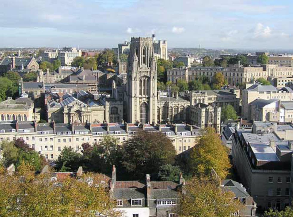 One in four children are said to live in poverty in Bristol