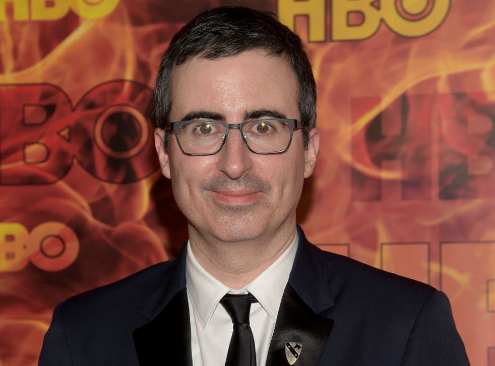 John Oliver has debunked a viral Facebook status with his own viral Facebook video