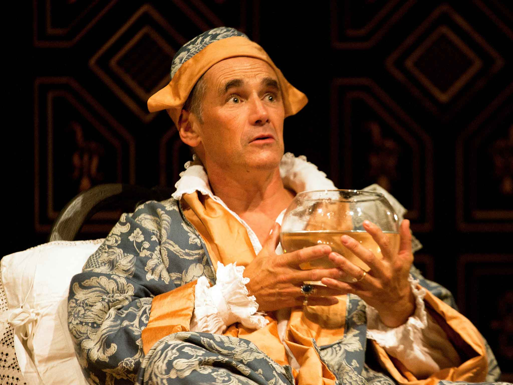 the farinellie film Oscar and three-time tony winner mark rylance, following his acclaimed performance in the hit film dunkirk, returns to the stage in farinelli and the king.