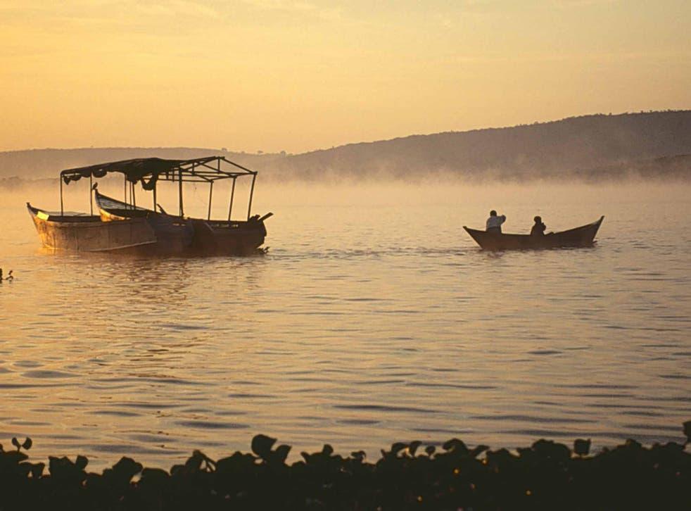 New dawn: BA will no longer fly to Uganda's Entebbe airport, on Lake Victoria Eye