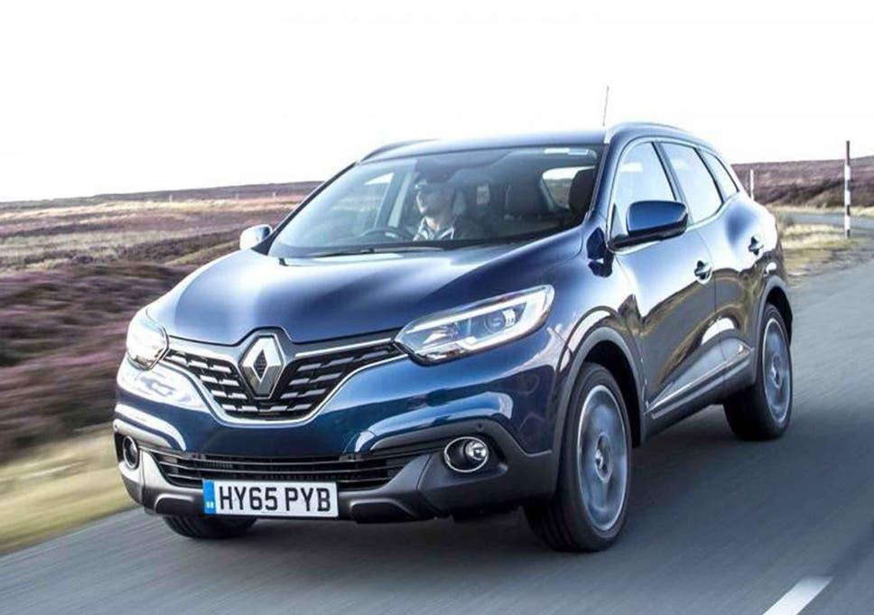 Renault Kadjar 1 5 dCi 110 Dynamique S Nav, review: Like the
