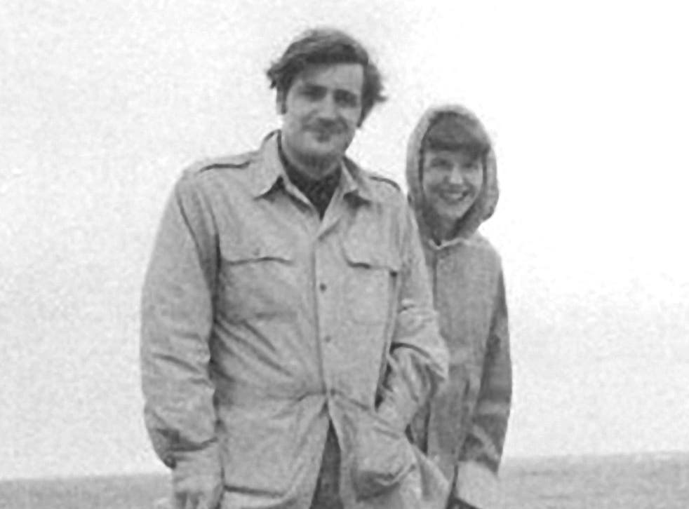 Fullest account yet: Ted Hughes and Sylvia Plath in Massachusetts in 1959