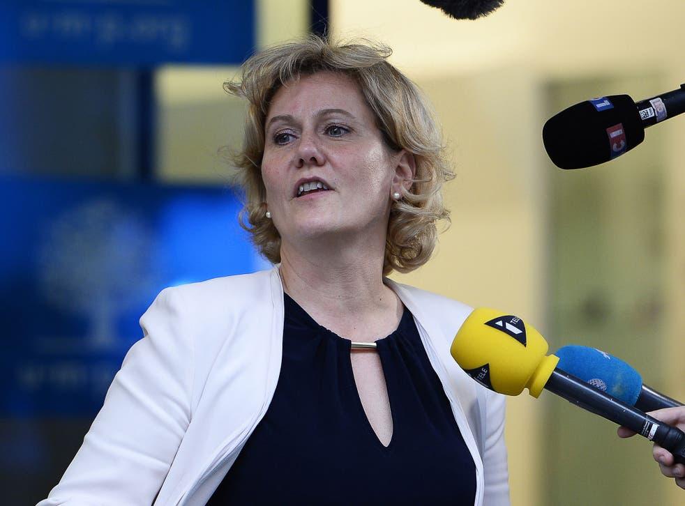Nadine Morano was described as 'Sarkozy's unexploded grenade'