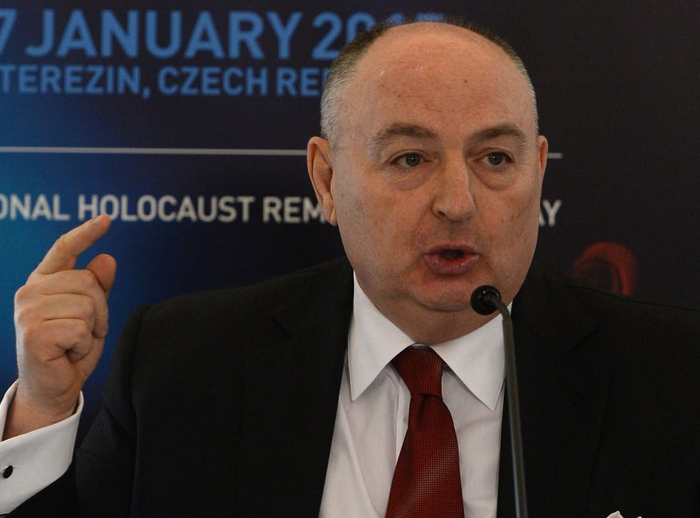 Moshe Kantor says Europe will be judged a failure if Jewish people feel they have to move elsewhere