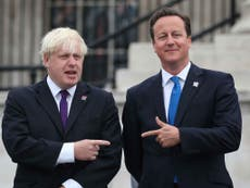 David Cameron to avoid TV debate with Boris Johnson over EU referendum