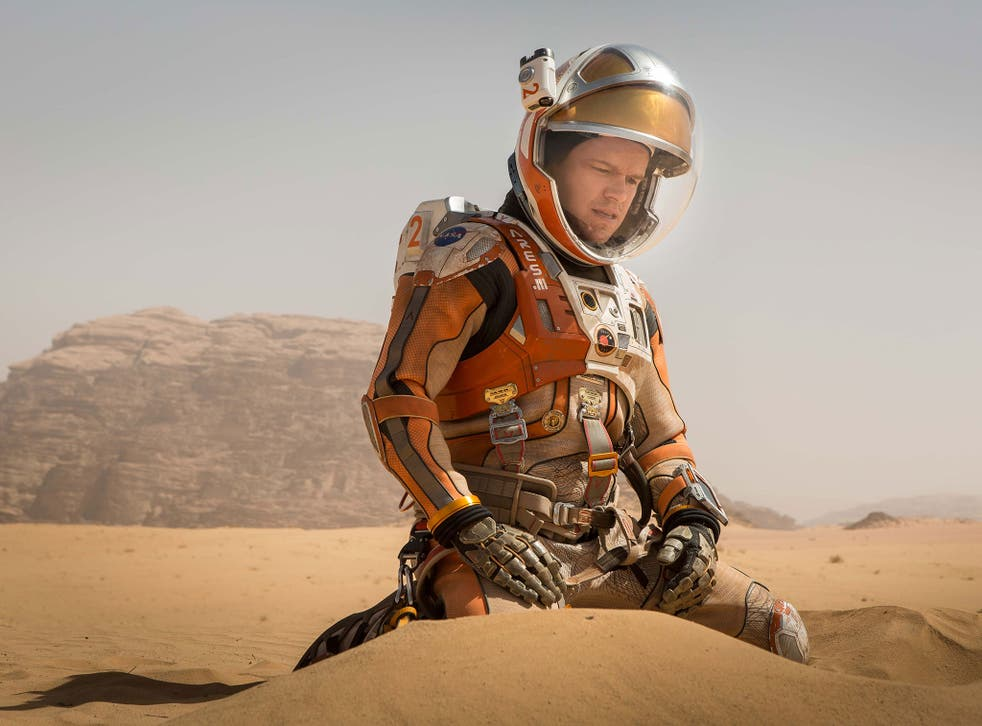 It would have cost $200 billion to bring Matt Damon back from Mars in The Martian