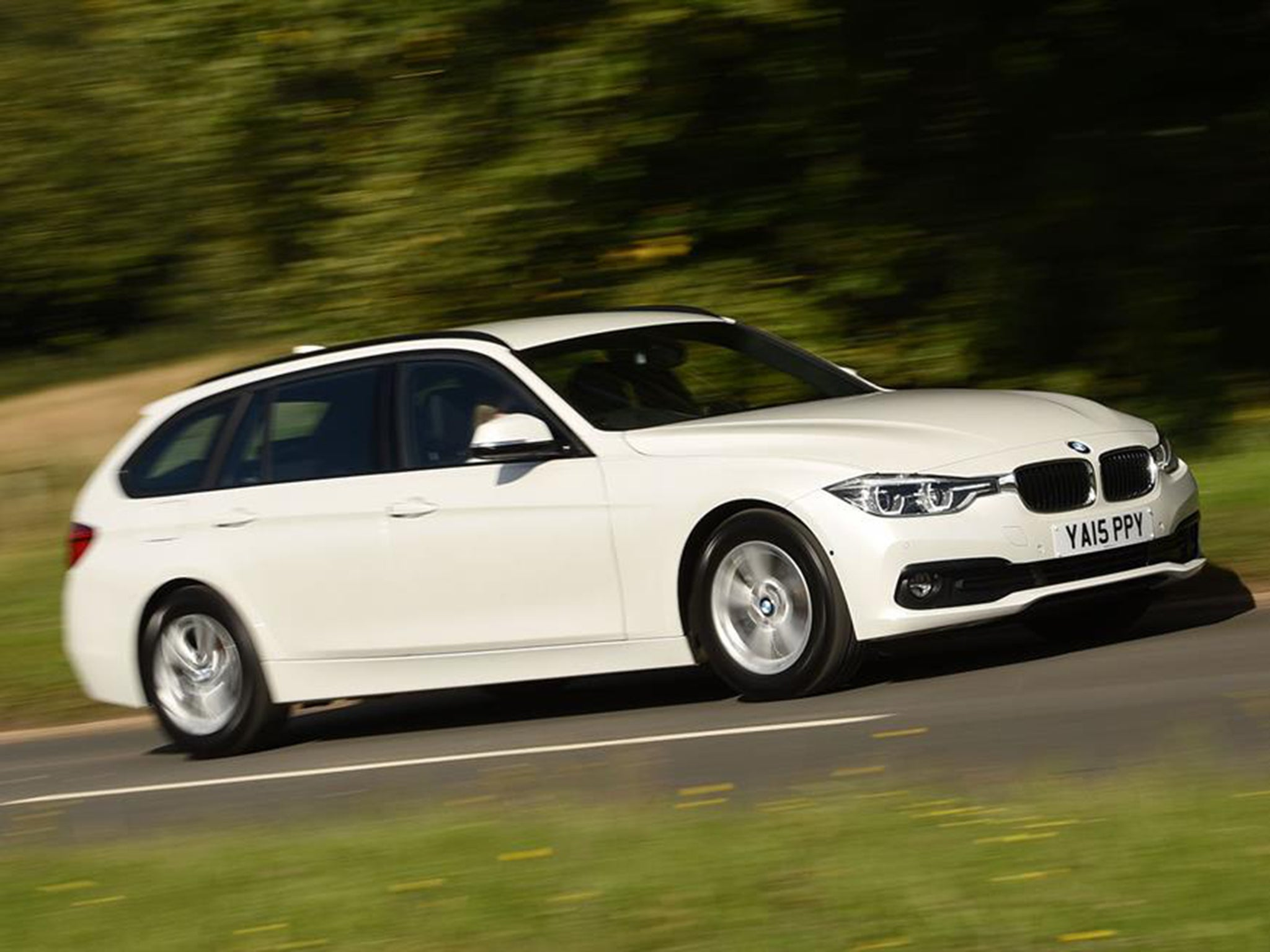 Bmw 320d Touring Ed Plus Auto Motoring Review Bigger More