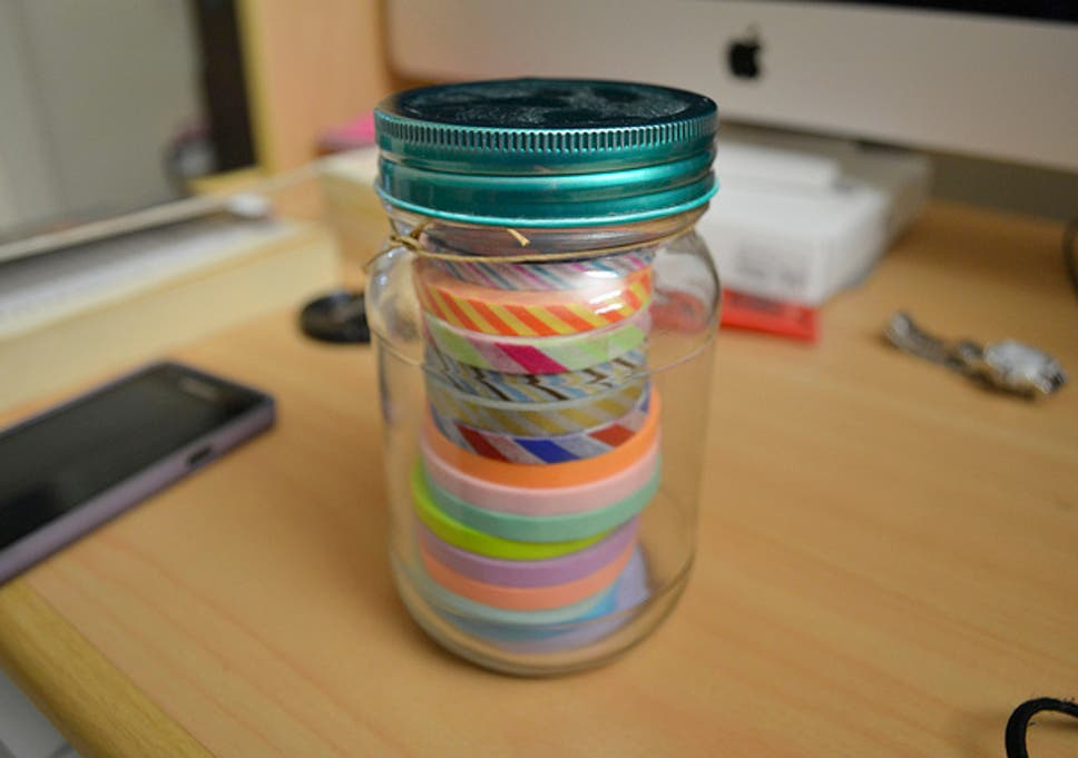 Washi Tape Could Be The Way To Go This Year (c.lai29/flickr