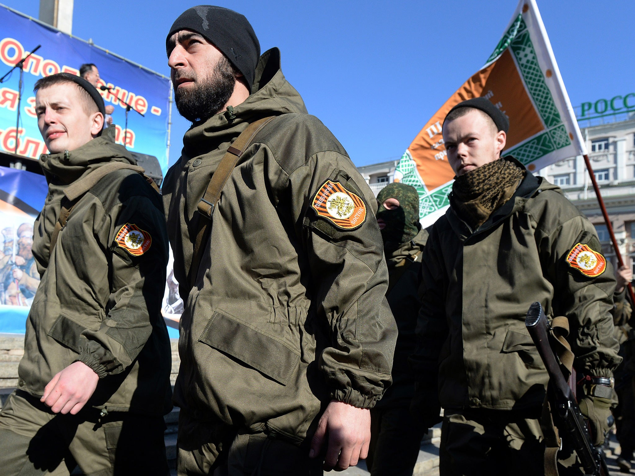 Ukraine unrest as Separatists feel betrayed by new political masters