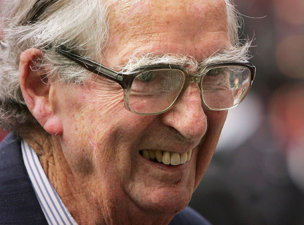 Lord Healey was known for his humour and sharp wit