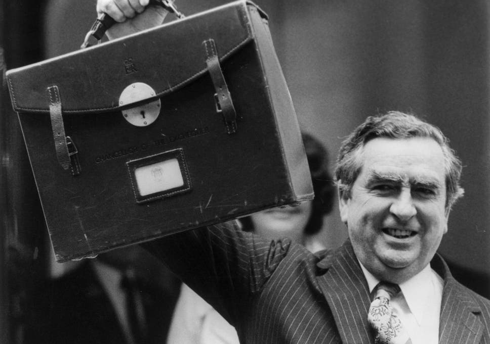 Denis Healey Labour Mp Who Served As Defence Secretary And