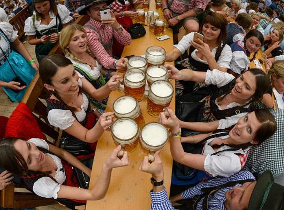Police have blocked the application for an alcohol license at this year's Oktoberfest