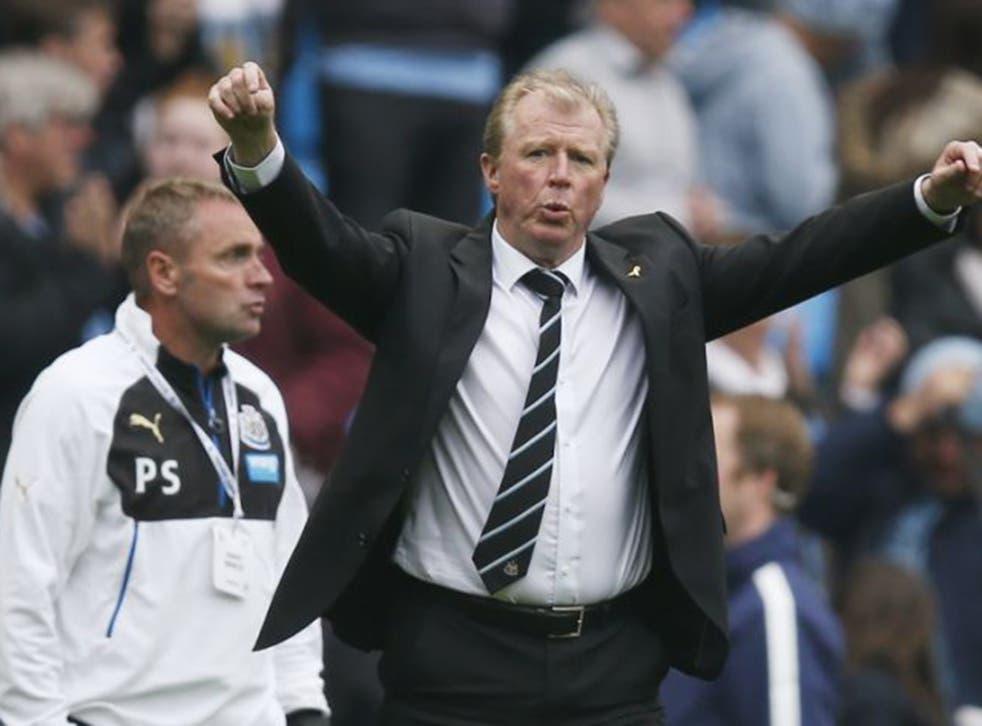 Manager Steve McClaren has overseen Newcastle United's worst start to a Premier League season