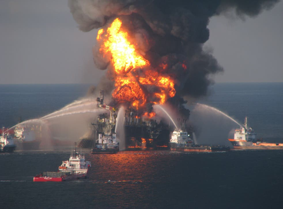 The Deepwater Horizon disaster produced the world's biggest accidental oil spill