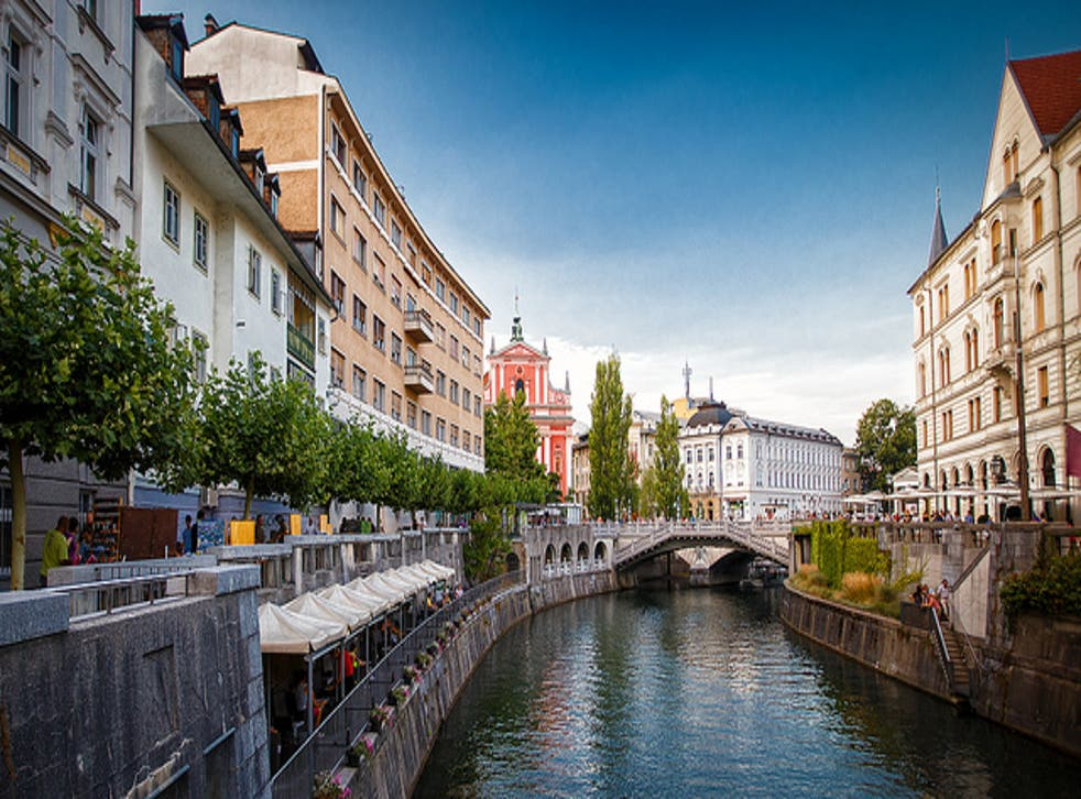 Slovenia in Central Europe takes the top spot for being the cheapest country in the continent for yearly tuition fees and living costs