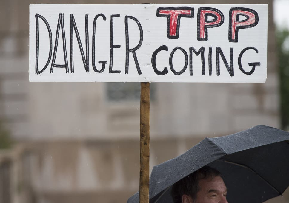 Tpp Trade Agreement Text Wont Be Made Public For Four Years The
