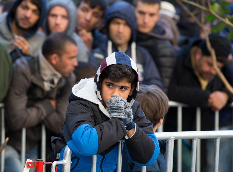 Berlin has nearly doubled its estimate for the number of refugees and migrants it expects this year