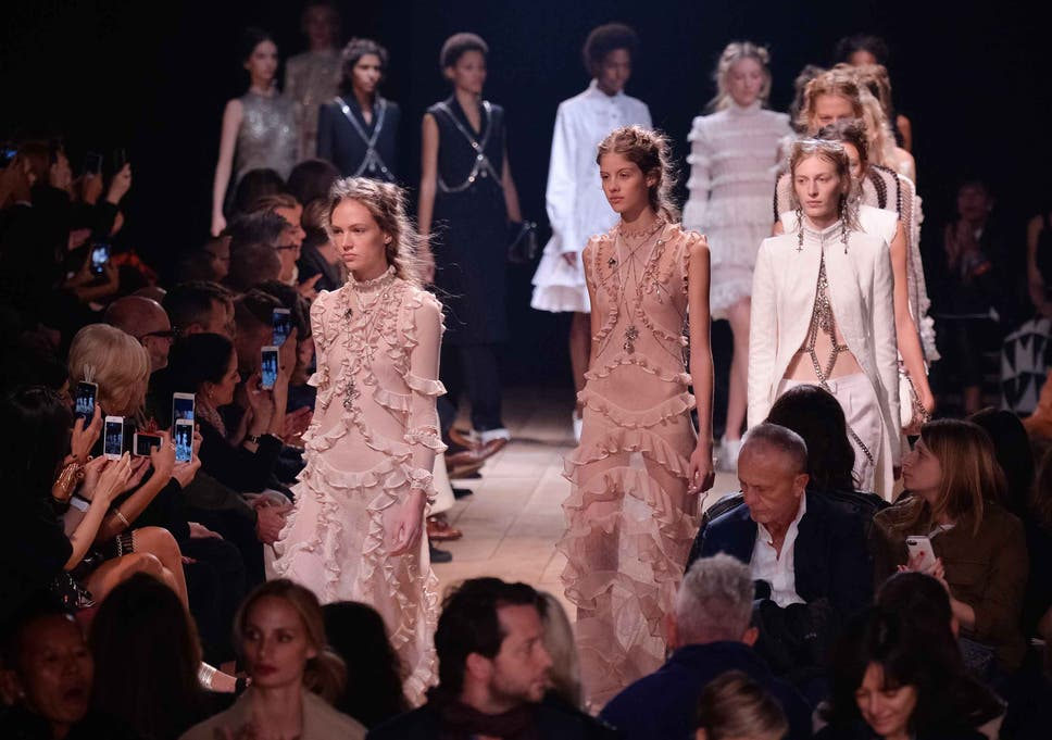 London Fashion Designers Don T Have To Move To Paris To Make Their Mark The Independent
