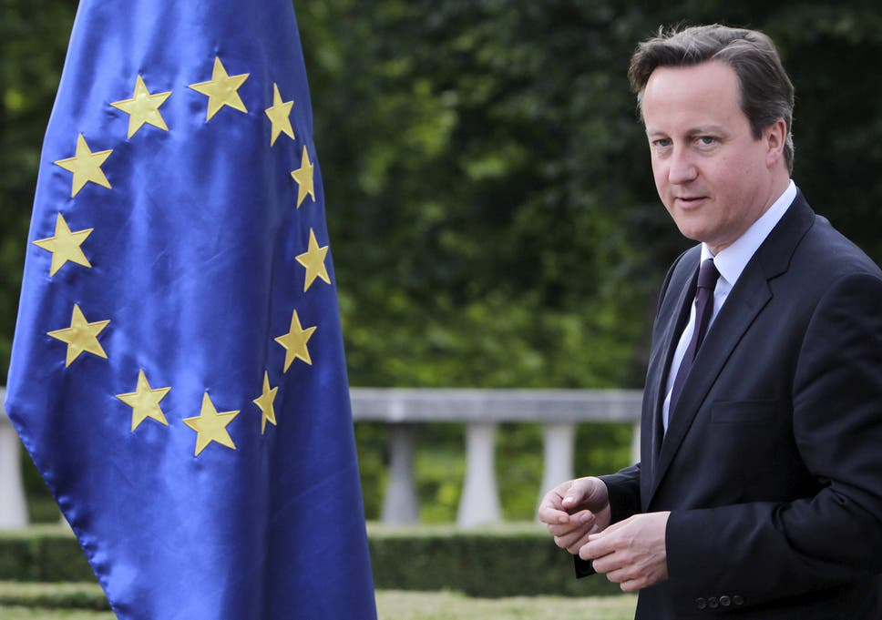 How can we trust David Cameron on Europe when he can't even say