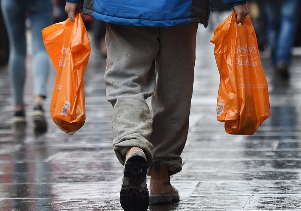 Supermarket Bags For Life Could Spread Harmful Bacteria Food