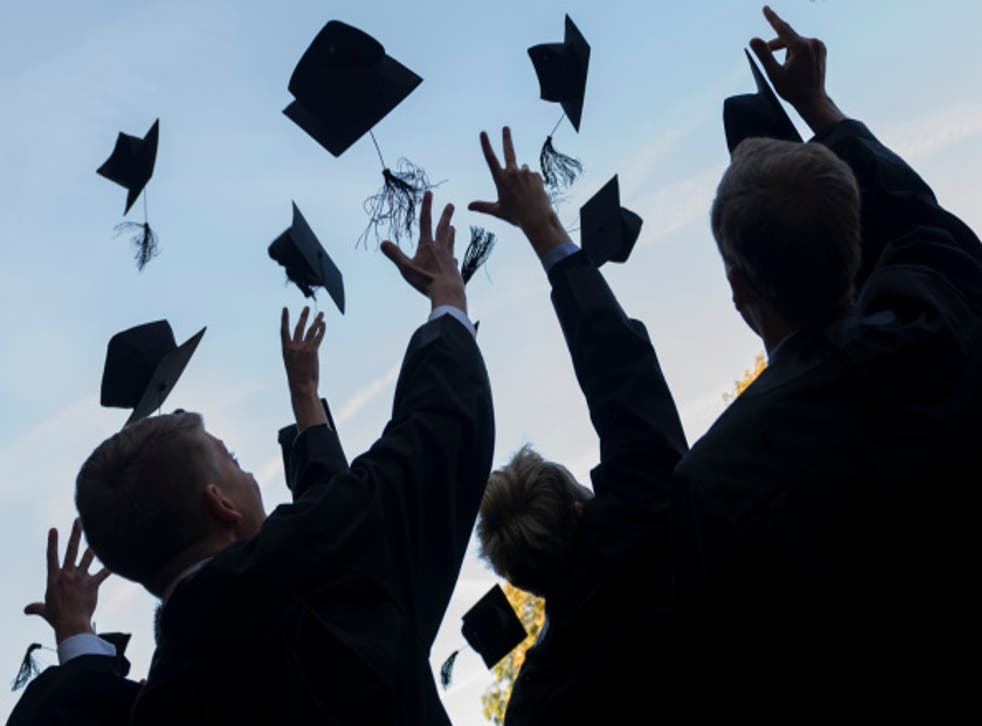 The graduate jobs market improved significantly in 2015