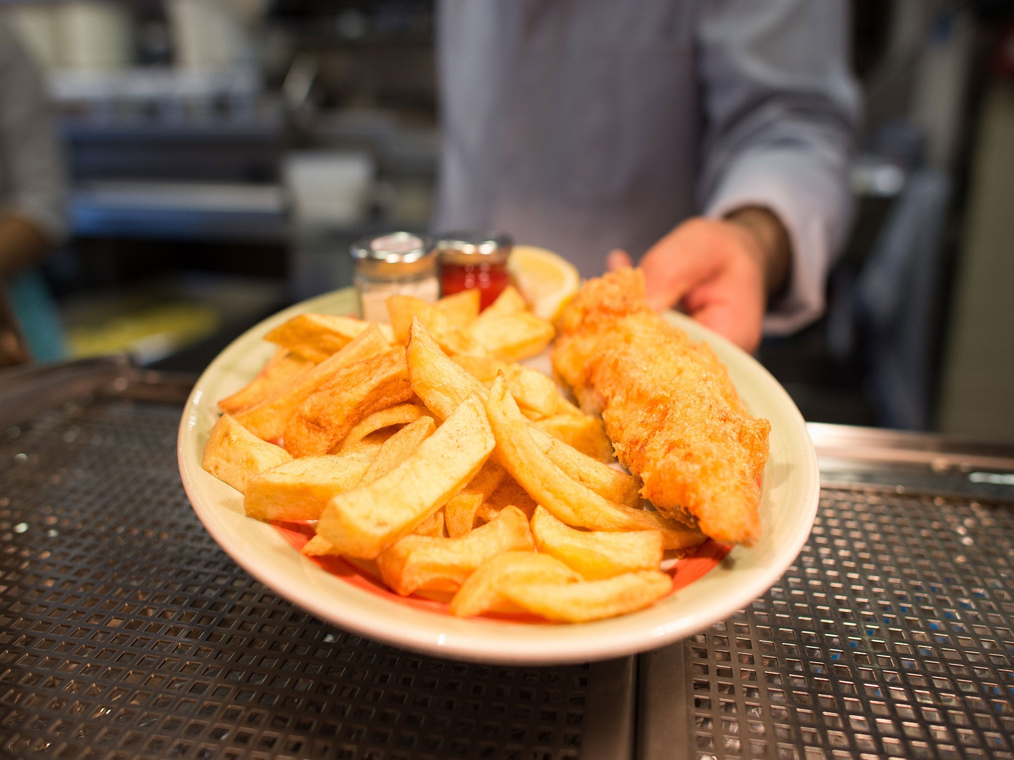 Britain's 10 best fish and chip restaurants have been revealed