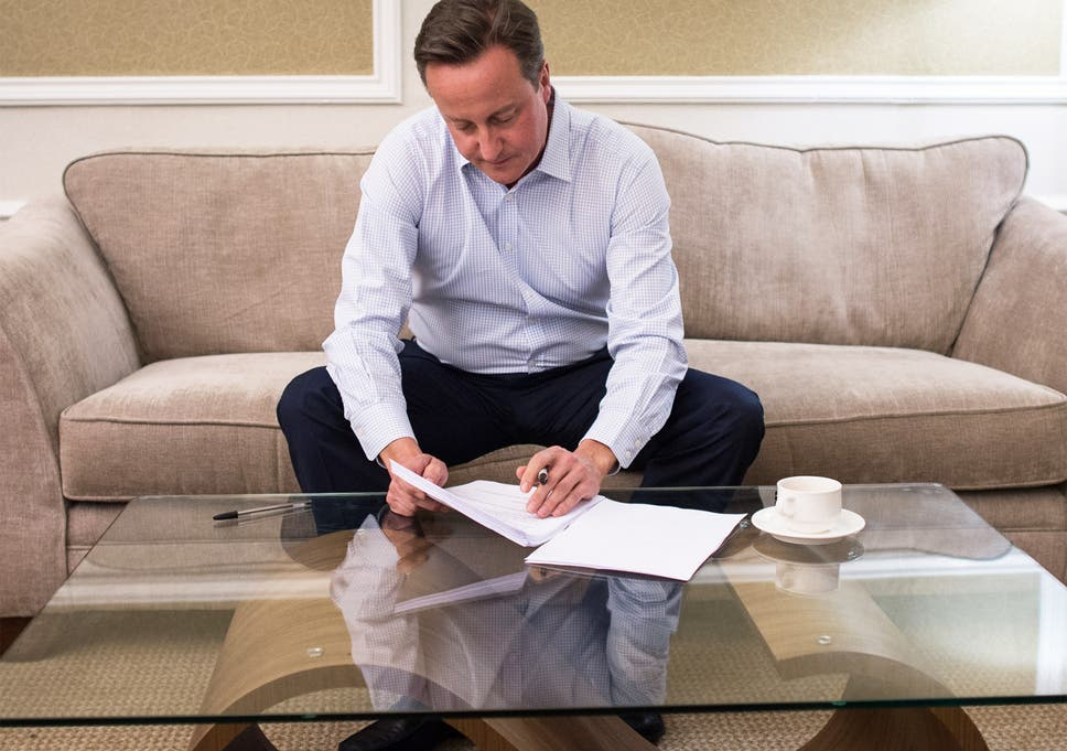 david cameron shuns the soggy centre in favour of the common