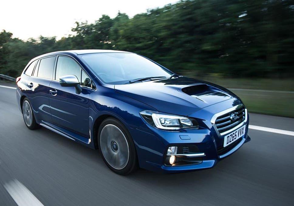 Subaru Levorg 1 6 DIT, motoring review: It's not the new