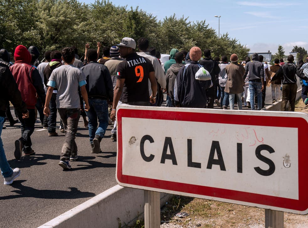 Claims that the refugee crisis would spark a huge rise in UK immigration have not been realised