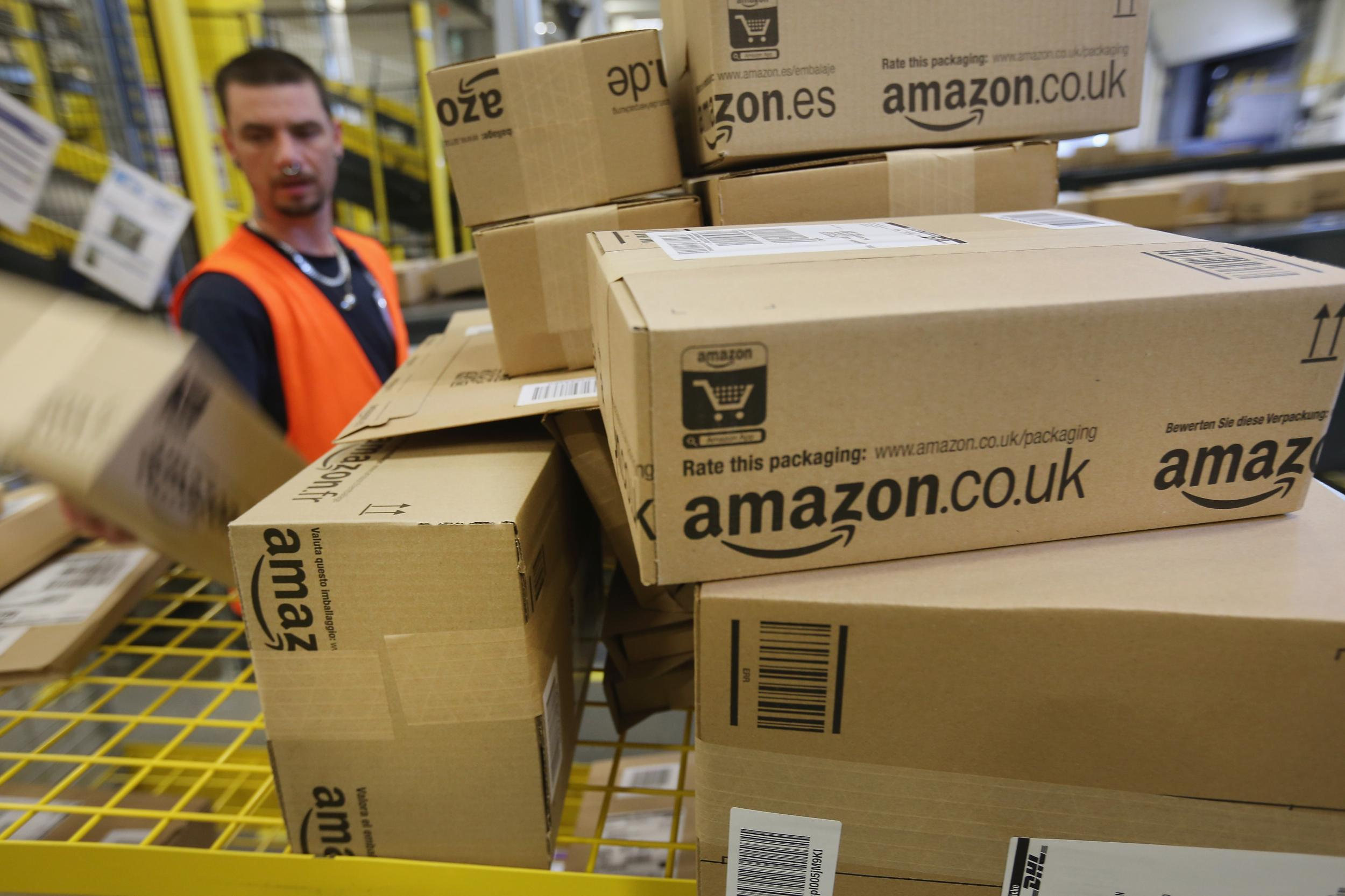 Image result for 1. Amazon delivery
