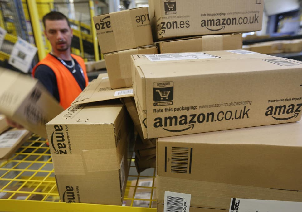 Amazon is offering one hour deliveries using customers as