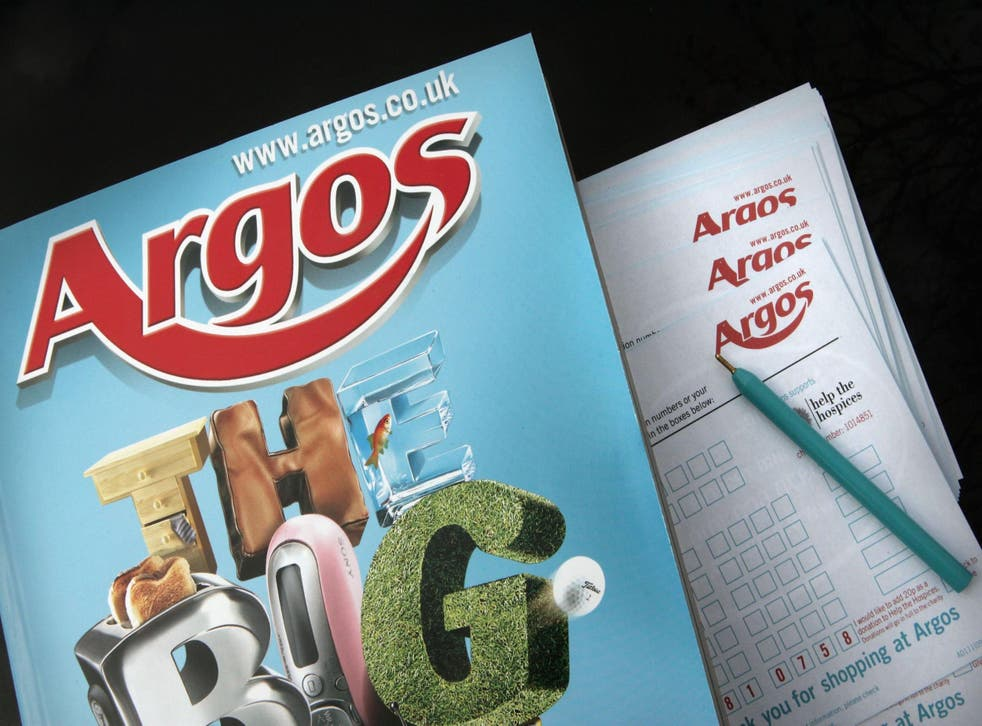 Argos's tiny pens could become a thing of the past with its new same-day delivery service