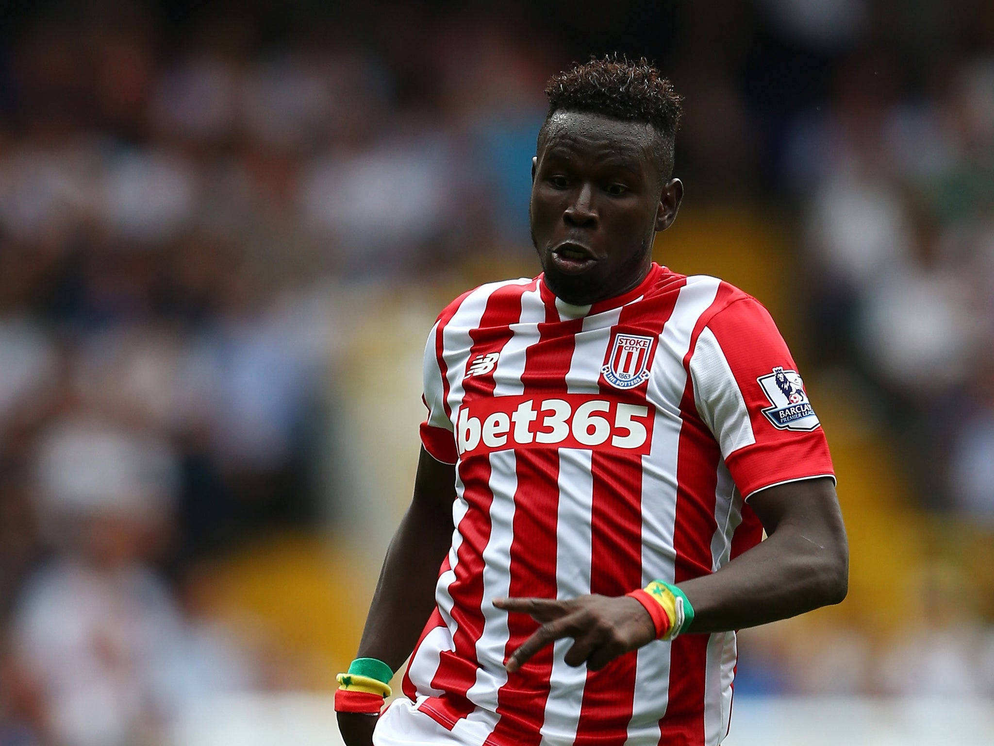 Welcome World League Of Beauty And Fashion Official Web: Mame Biram Diouf: Mother Of Stoke Striker Was Killed In