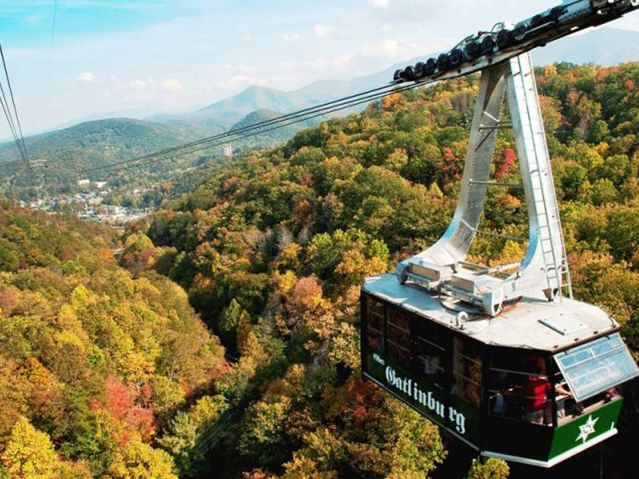 Autumn Colour Destinations From The Smoky Mountains To