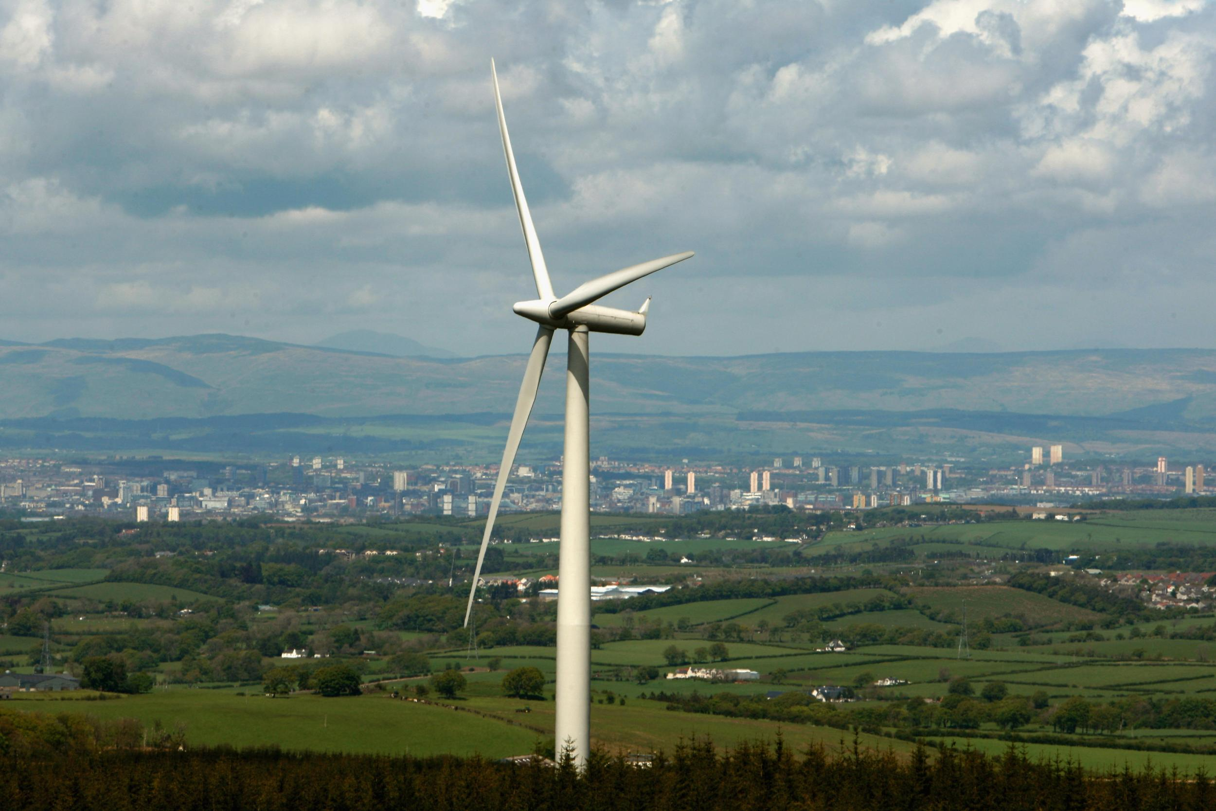 Wind power is now the cheapest electricity to produce in the UK