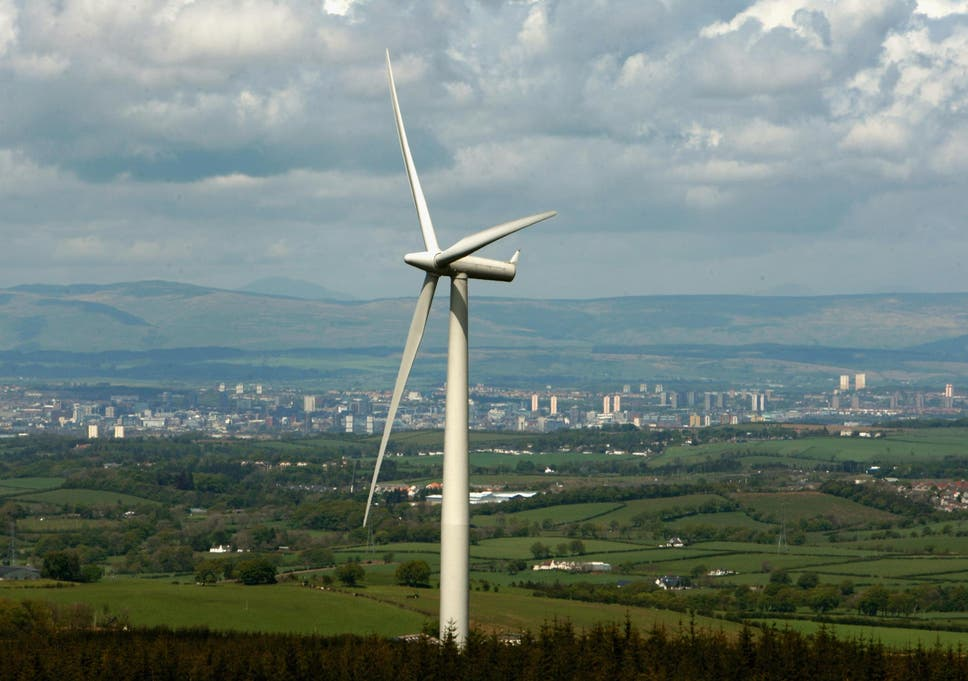 Wind power is now the cheapest electricity to produce in the