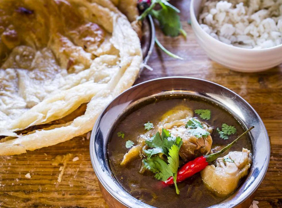 Curry is supposedly controversial because of its spicy nature