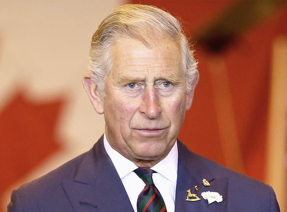 Prince Charles is friends with exiled Tibetan leader the Dalai Lama