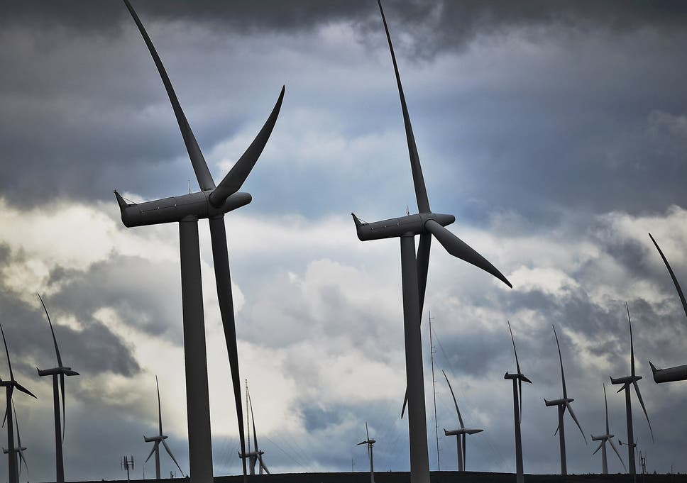 Wind power now UK's cheapest source of electricity – but the