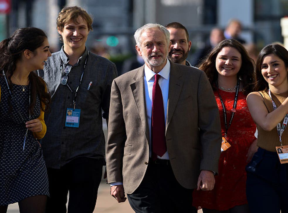 Jeremy Corbyn's office said they had not set an alternative date for his induction
