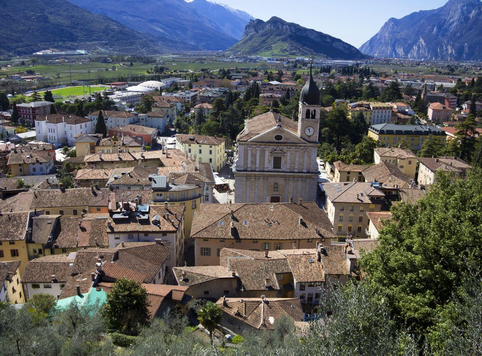 The Trentino province of Italy saw large numbers of witch trials in the 17th and 18th centuries