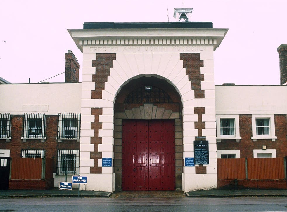 Turning prisons such as Aylesbury, pictured, into productive and humane institutions presents Michael Gove with a momentous challenge