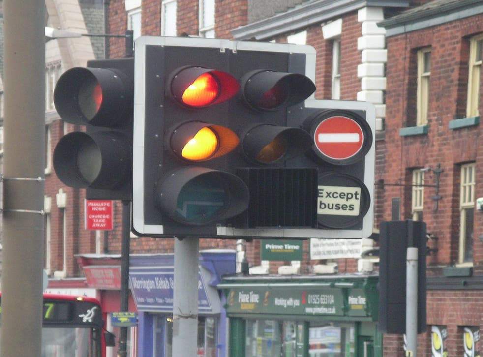 Beverley's Grovehill junction contains 42 traffic lights and nine crossing ponts.