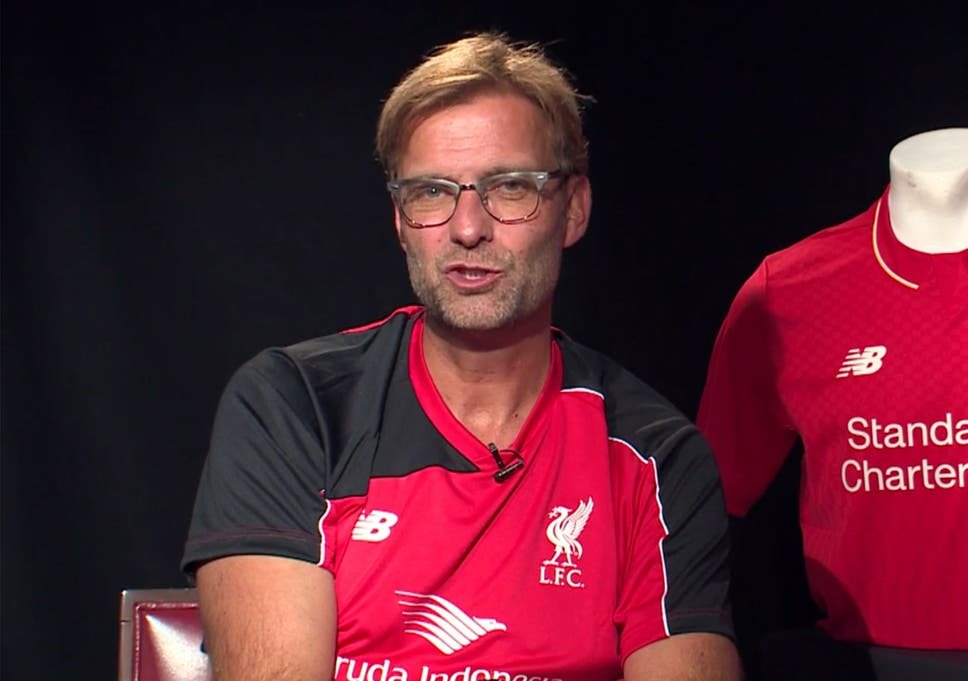 66895abcf Jurgen Klopp interview: Liverpool boss speaks for first time in new role